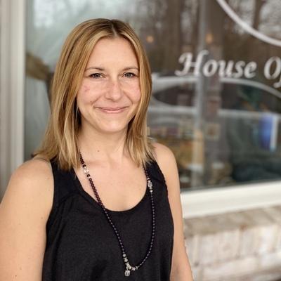 Kristen Smith, Yoga Teacher